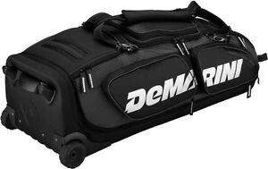 Demarini Black Ops Roller Bag.  Slowpitch/baseball bag