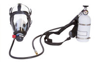 Honeywell Panther Full face Pressure Demand Supp Air Respirator
