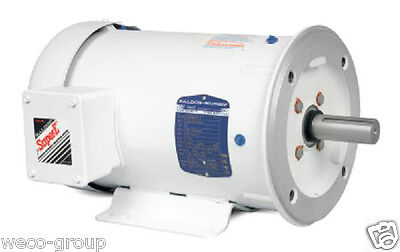 CEWDM3709T 7 1/2 HP, 3500 RPM NEW BALDOR ELECTRIC MOTOR