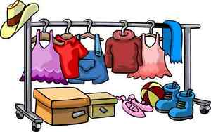Selection of various shoes & purses. Monies to go for Charity.
