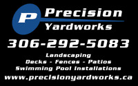 Swimming Pool Installation and Landscaping!