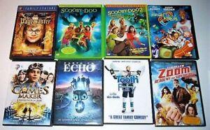 DVD films d'aventure, pour enfant 2$ et +