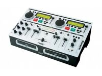 Numark CDMIX2 with case for sale - great starter gift for anyone DJ'ing/Mixing
