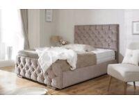 5FT Kingsize storage bed