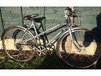 Raleigh Vintage Women's Bike - 21 Inch Frame