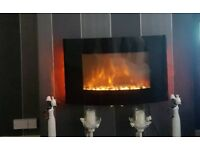 electric led fire