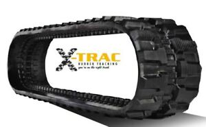 Rubber Tracks for Excavators, Track Loaders and More !