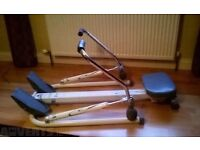 V-fit HR2 Hydraulic Rowing Machine