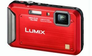 Camera Panasonic Lumix DMC-FT20