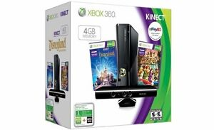**XBOX 360 KINECT CONSOLE/GAMES FOR SALE**