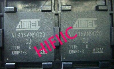 1pcs At91sam9g20b-cu At91 Arm Thumb Microcontrollers Bga217