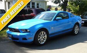 ◆◆NEW PRICE◆◆ 2010 Mustang Pony Grabber Blue 94,000km Manual