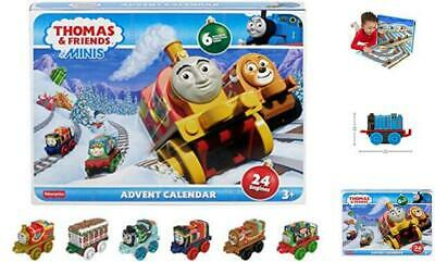Fisher-Price MINIS Advent Calendar (2020) Thomas & Friends advent calendar