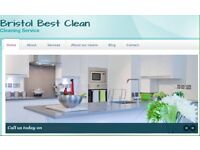 Bristol Best Clean professional cleaning service end of tenancy/spring cleans/regular cleans