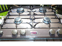 Stoves Gas Hob with Electric ignition in good condiition colour brown
