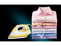 Ironing free pick up and drop