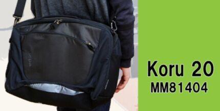 Macpac 20L laptop / weekend / travel bag