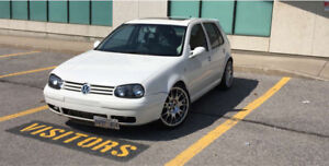 2000 VW Golf GLS 1.8T