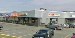 Commercial Retail Space Available  #2 - 716 Sydney Ave
