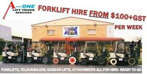 FORKLIFT HIRE STARTING AT $100 PLUS GST PER WEEK Minchinbury Blacktown Area Preview