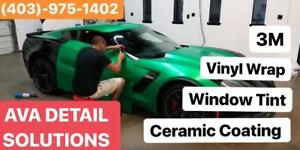 CAR WRAPPING-VINYL-3M-TINTING-SAVE MONEY! FROM $2800 FULL CAR!