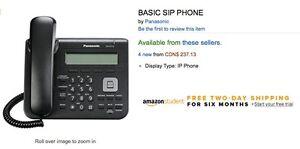 Panasonic KX-UT113B SIP Phone (VOIP) Peterborough Peterborough Area image 2