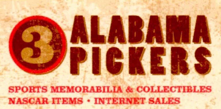 3 Alabama Pickers