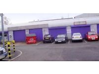 Industrial units, workshops and storage space to rent in Warrington WA2