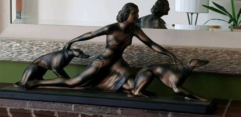 Sculpture Art Deco