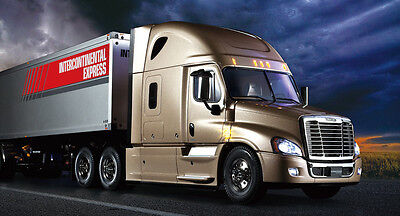 Tamiya R C  Freightliner Cascadia Evolution  1 14 Tractor Truck Kit    56340