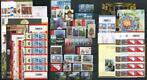 Belgique 2007/2008 - Selection of imperforate stamps, bookle