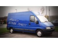 MAN AND VAN.MAN WITH A VAN...REMOVALS.. .WARDROBE BED TABLE .Etc...Stoke on trent