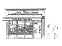 illustrater/ drawer/ artist wanted to draw shop for new shop website home page