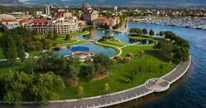 50% discount - Luxury September Stay at the Grand Delta Kelowna