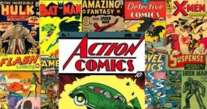 Same day cash $$$ for your COMIC BOOKS $$