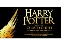 Harry Potter and the Cursed Child Tickets - Same Day sessions