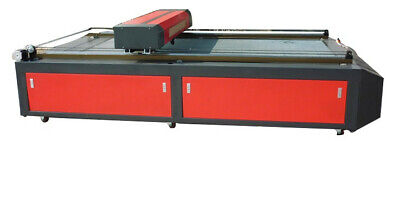 4 X 8 300 Watt Co2 Laser Cutting Machine Metal And Non Metal With Cooling System