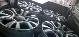 Ford wildtrak alloys 2020