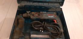 Bosch proffesional sds hammer drill