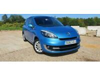 2012 Renault Grand Scenic Facelift 1.5 DCI Dynamique TomTom 7 Seat New MOT