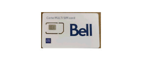 BELL LIFETIME PLAN! 25GB OR UNLIMITED DATA