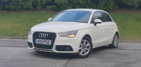 2011 AUDI A1 SPORT 1.6 TDI + 1 YEAR MOT + HEATED SEATS