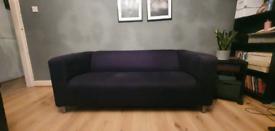 FREE to collect 3 seater ikea sofa Klippan
