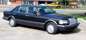The best Mercedes-Benz 560SEL in AB $8000 Perfect Conditions