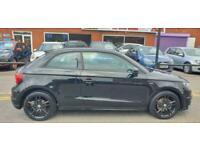 2012 Audi A1 1.6 TDI S line 3dr Hatchback Diesel Manual