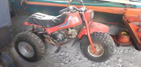 Honda 100cc ATV