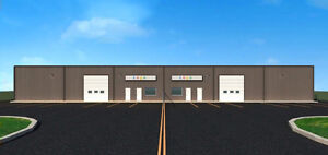 New warehouse&office for lease(no occupancy, huge parking)