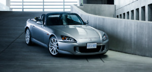 Honda S2000 *For Rent*