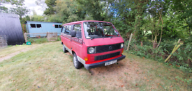 Vw t25 with long mot, but needs work