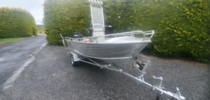 3.9mtr savage dinghy